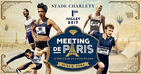 Les Masters et le meeting Diamond League de Paris